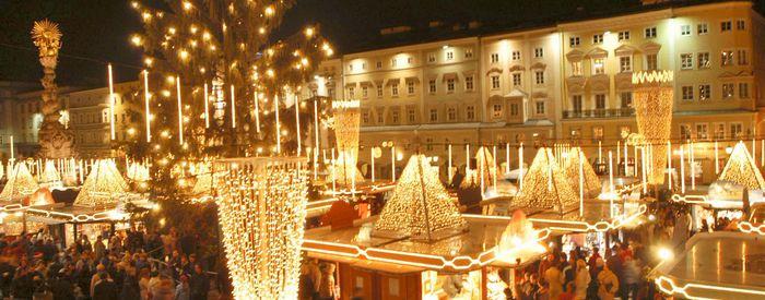 リンツ クリスマスマーケット