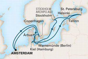 北欧バルト海