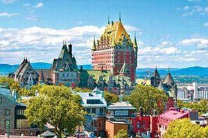 ケベックシティ