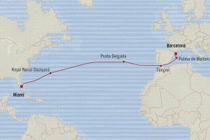 大西洋横断
