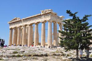 アテネ パルテノン神殿