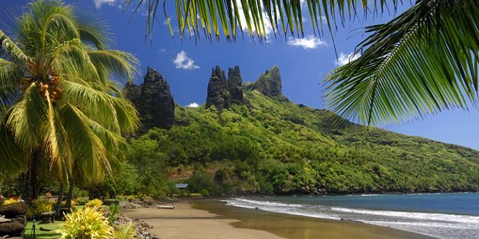 タヒチ 南太平洋 フランス領ポリネシア