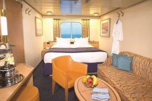 ホーランド海側客室