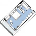 Veranda Suite 3D-image
