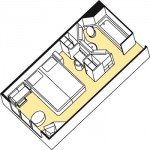 WindowStateroom 3D-image