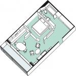 OwnersSuites OS7002 3D-image