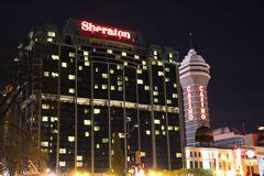ナイアガラフォールズ シェラトンホテル