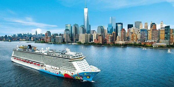 NCL Breakaway , New York