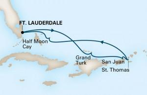 ユーロダム 2016 東カリブ海