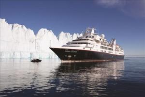 シルバー・エクスプローラー南極クルーズ