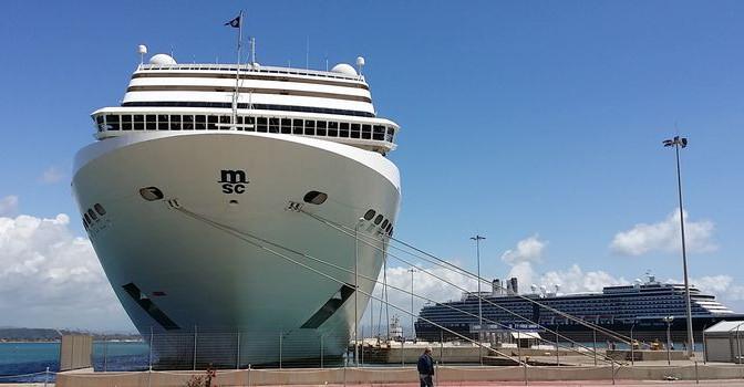 地中海クルーズの旅 MSCマニフィカ 13日間行ってきました!