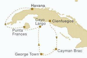 キューバクルーズ