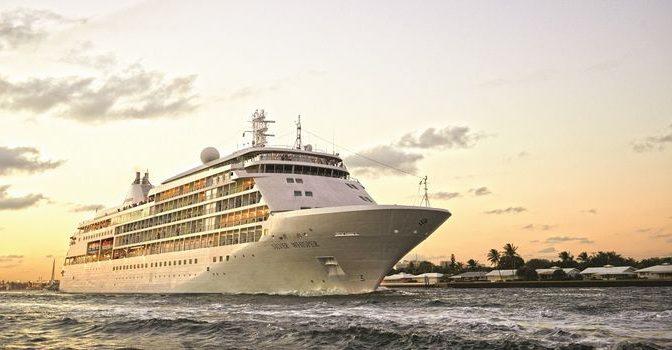 シルバーシー・クルーズ TV放映</br>最高級客船で巡る 西ヨーロッパ世界遺産の旅