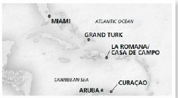 カーニバルビスタ 南カリブ海クルーズ