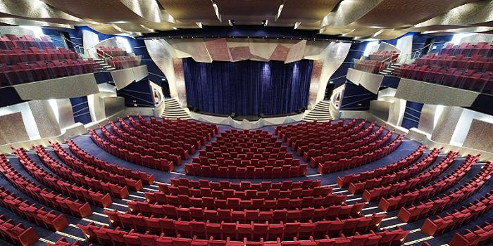 MSC スプレンティダ 劇場