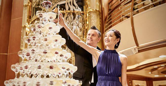 2019年ダイヤモンド・プリンセス 日本発着クルーズ</br>テーマクルーズのご案内