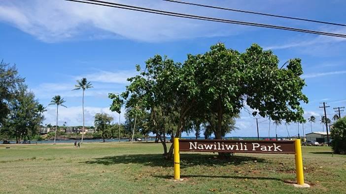 カウアイ島・ナウィリウィリ