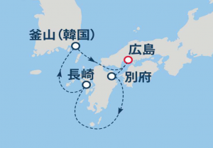 コスタ2021年広島発着