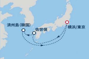 コスタセレーナ 日本発着 GW