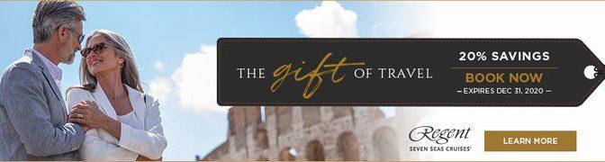 リージェント 旅の贈り物&ブラック・フライデーセール