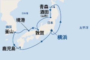 ダイヤモンド・プリンセス 2022年 日本発着